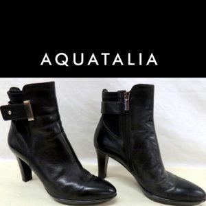 Aquatalia - Italian Black Boots